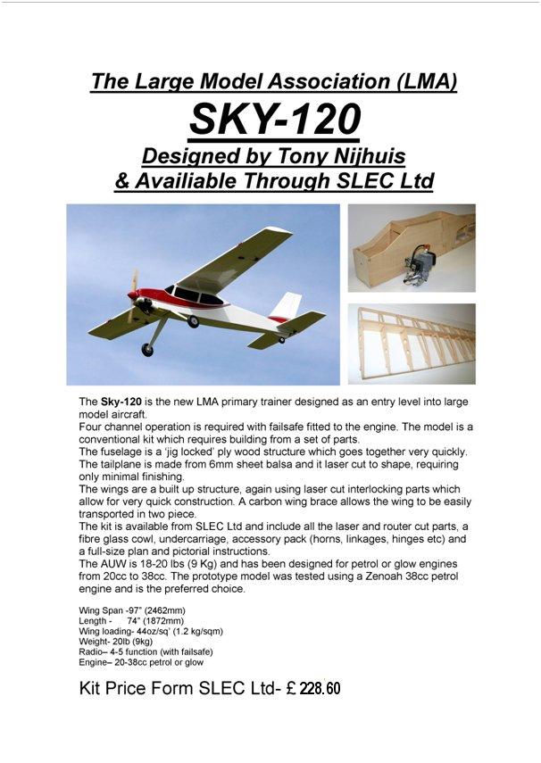 sky-120 info
