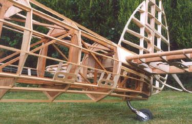 Bulldog tailwheel