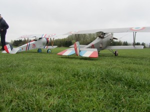 Aircraft from the Flyboyz Display Team