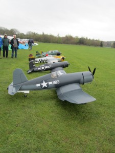 Warbird line up
