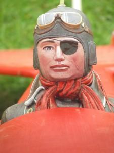 Pilot from Steve Kasch's Fokker Dr1