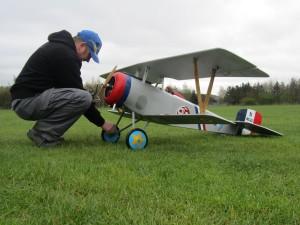 Steve Kasch's Flyboyz Nieuport